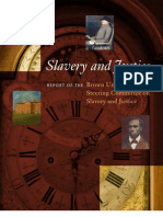 Slavery and Justice