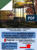 OOP KELOMPOK 3