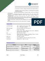 Prabhakar Mariappan Oracle Apps Func 6 4.06 Shelll Chennai