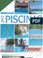 Catálogo piscinas 2012 Ferrokey
