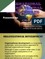 International Organizational Development