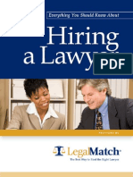 Hiring a Lawyer Legal Match
