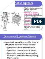 1.4 the Lymphatic System
