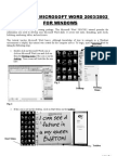 Microsoft Word Tutorial