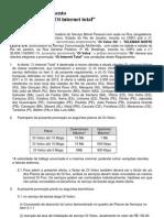 Regulamento Oi Velox R1 Oi Internet Total 20111116