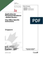 Visa Office Form