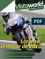 Magazine Motoworld n42 Seguridad Pasiva