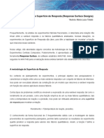 DOE-Response Surface Designs