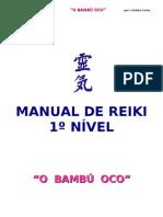 Manual de Reiki I