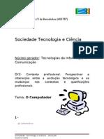 Sociedade Tecnologia e Ciência Pc