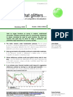 ALL THAT GLITTERS... THE FINANCIAL MARKET IMPLICATIONS OF COMPETITIVE DEVALUATION