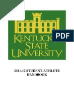 Kentucky NCAA II 2011-12_SA_Handbook