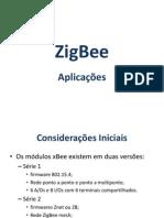 ZigBeeAplicações
