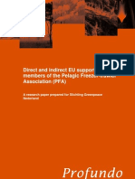 Direct and Indirect EU Support PFA