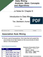 Chap6 Basic Association Analysis (1)