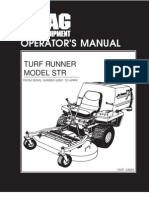 Scag Operators Manual