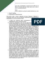 Reflexão Comissão parlamentar de educação