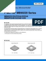 MB90220SERIES