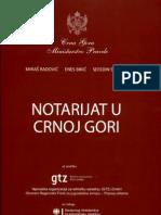 89512711 Notarijat u Crnoj Gori 2010