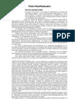 Prisión virtual Restaurativa (PVR)