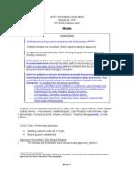 Board Minutes 2007-01-24