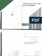 Assist en CIA Integral Saude Mulher-BRASIL 1984