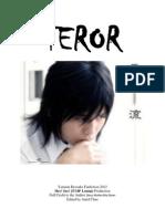 TEROR (Yamada Ryosuke Fan Fiction)