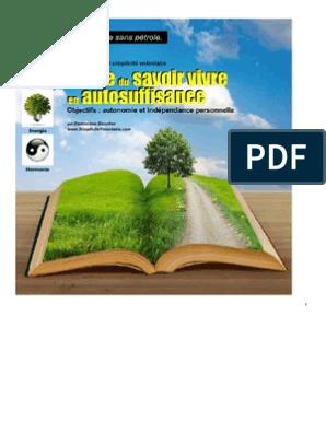 Guidedusavoirvivreenautosuffisance205 Nb Pic Pétrolier
