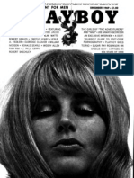Fiedler Cross the Border Bridge the Gap Playboy 1969 Bw