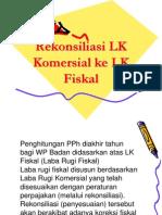 REKON KOMERSIAL-FISKAL