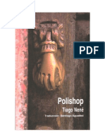 Polishop (livro de poesia) - Tiago Nené [PT]