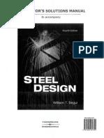 Segui-steel Design 4th