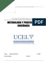 Metodología y práctica de la enseñanza 2011