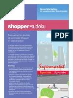Ipsos Marketing Shopper Sudoku