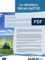 direttiva UE nitrati