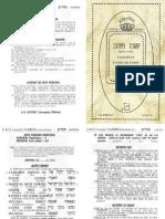 27 Perasha Tazria y 28 Perasha Metzora Sabado 29 Abril 2006 PDF