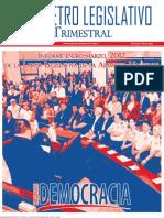 Asamblea Nacional - Resumen de Enero - Marzo 2012