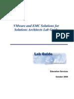 00 VMware SAClass Design Lab Final