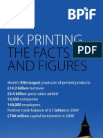 2009 Uk Printing Facts and Figures - Bpif