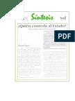SÍNTESIS, Revista de la FUALI N° 4 Bis