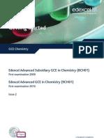 TSM2 GCE Chemistry