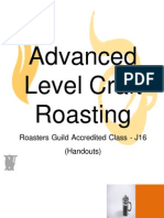 Advanced Level Craft Roasting