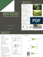 Tentsile All Types Brochure 2012