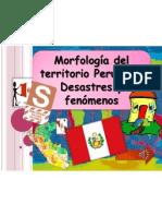 Morfologia Del Territorio Peruano Desastres y Fenomenos