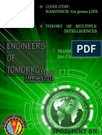 Engineers of Tomorrow - 3