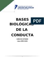 MPS 0103 Bases Bilogicas de La Conducta
