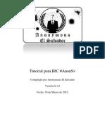 Tutorial Para IRC
