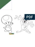 Dibujo Pedro Samuel