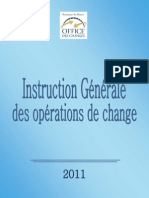 instruction générale de l'office de change