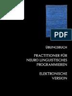 NLP Uebungen Der NLP Ausbildung Im NLP Uebungsbuch